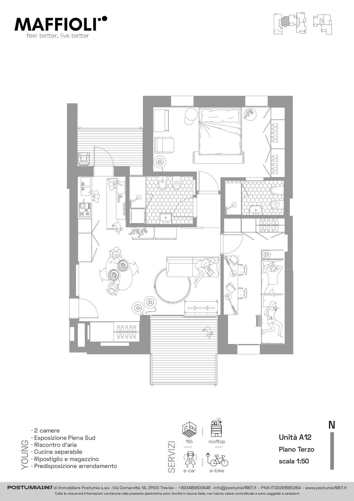 planimetria A12